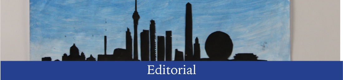 editorial banner